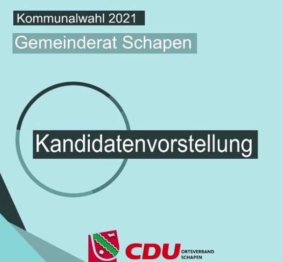 Kandidatenvorstellung: Klaus Drees